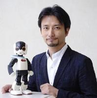 ロボットクリエーターの高橋智隆さん