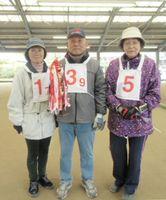 第48回トリプルス(リレーション3)GB大会で優勝した鎮西チーム
