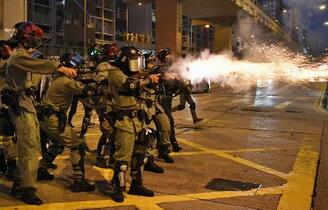 米下院も超党派の香港法案可決
