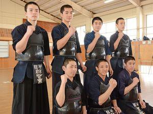 正攻法の剣道で全国の強豪に挑む龍谷