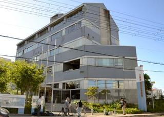 警察署から容疑者が逃走、大阪