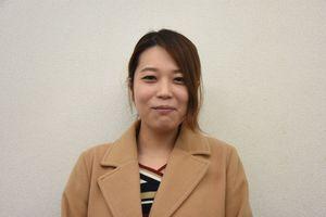 3年連続で県代表に選ばれた松田彩李さん