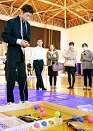 中学生学生「ロボコン」熱戦 技術や技能競う