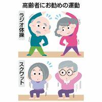 高齢者にお勧めの運動
