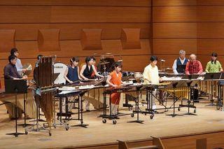 打楽器の魅力、多彩に 15日佐賀市文化会館