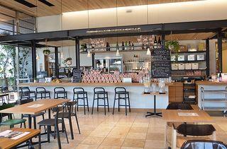 JONAI SQUARE CAFE(ジョーナイスクエアカフェ)