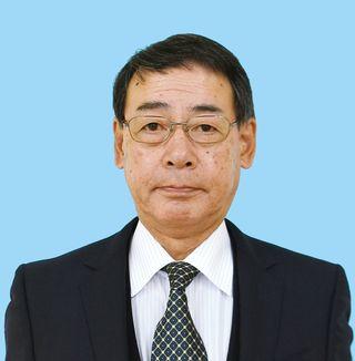大町町長選 現職水川氏、無投票で再選