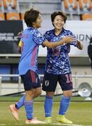 サッカー男子日本、香港に5―0
