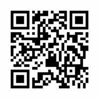「ふるさとチョイス」ブックスタート事業ページのQRコード