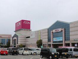 経営効率化の一環で建物が売却されていたイオンモール佐賀大和。営業は継続する=佐賀市大和町