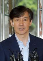 韓国検察、法相の自宅を家宅捜索