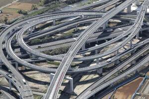 東名高速道路(資料写真)