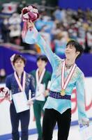 全日本フィギュアは埼玉で開催