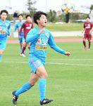 <サガン新戦力>FW石井快征 U-18からトップ昇格、1…