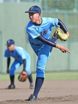 九州高校野球 東明館、初陣飾れず