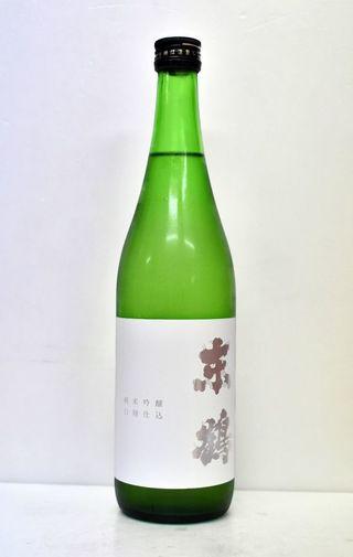 東鶴酒造「東鶴 純米吟醸 白麹仕込」