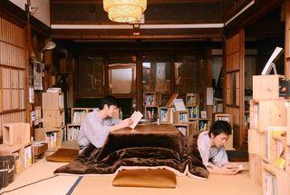 温泉街で本に浸る夜 「泊まれる図書館 暁」