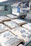 鳥インフル対策、養鶏場に消石灰 佐賀県が全167カ所配布