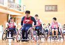 佐賀のニュース 車いすバスケを体験