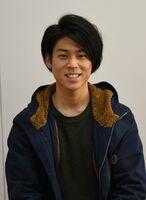 佐賀大芸術地域デザイン学部4年の西遼太郎さん