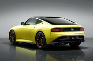 日産自動車の「フェアレディZ」新型プロトタイプ