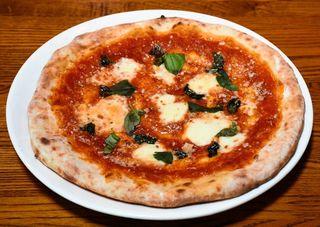 森のレストランOTTOの「ピザ」