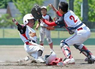 玄海少年など5回戦へ 学童軟式野球第6日