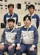 難関の国家試験「第三種電気主任技術者」に4人合格