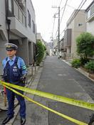 東京で親子4人死亡、無理心中か