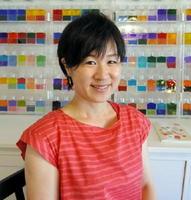 みんながきらきら輝くお店を目指している富永絹恵さん