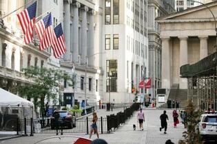 NY株、5カ月半ぶり高値