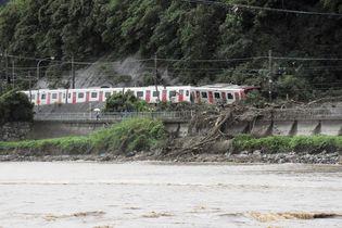 西日本豪雨 現場取材と安全の葛藤