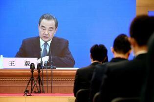 中国、香港への国家安全法正当化