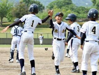 全日本学童軟式野球 第8日、鹿島少年など8強