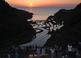 移住・定住促進へ 県が棚田地域振興計画を策定