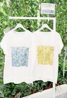 期間限定で購入できる佐賀県出身アーティスト木下友梨香さんとのコラボTシャツ