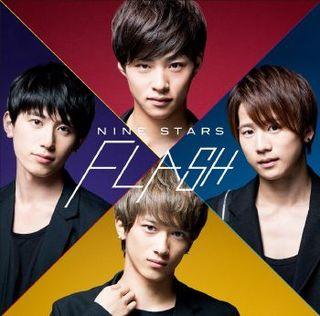 CD 「FLASH」「clock pulse」