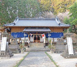 第67回 大和西部販売店 男女(なんにょ)神社