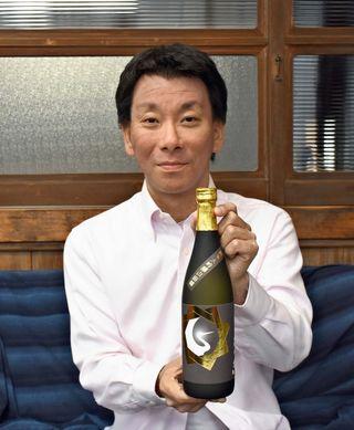 酒類鑑評会で「基峰鶴純米大吟醸」が大賞