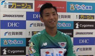 今季初得点!池田圭選手インタビュー