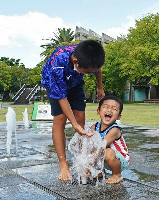 白石町で37.4度 佐賀県内、ことし一番の暑さ