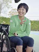 大谷「全仏優勝目指す」 車いすテニス女子