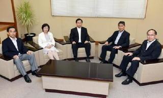 2016参院選 政策座談会(2)