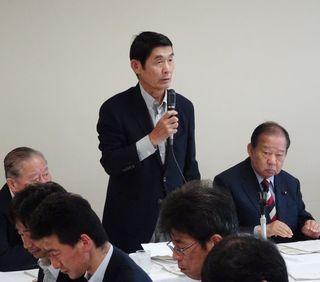 <抄録永田町>今村議員が大阪北部地震を視察