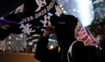 中国、香港政策で提言要請