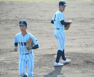 <九州高校野球>東明館4強ならず 猛打宮崎商に力負け