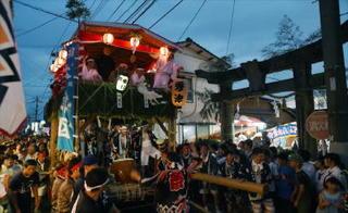 【祭り・絆】第12回 秀津祇園 守り続ける力を地域に