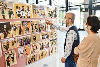 躍動する高校生の姿、間近で 佐賀県庁でSSP杯写真展好評