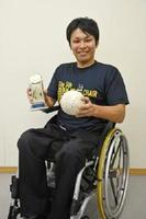 全日本車椅子ソフトボール選手権大会でMVPを獲得し、世界大会に挑む松本幸貴さん