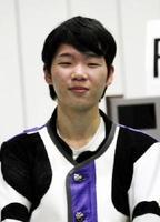 林晃輝選手